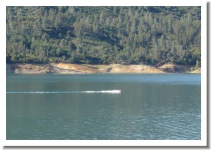 Shasta Lake, near Redding Ca.