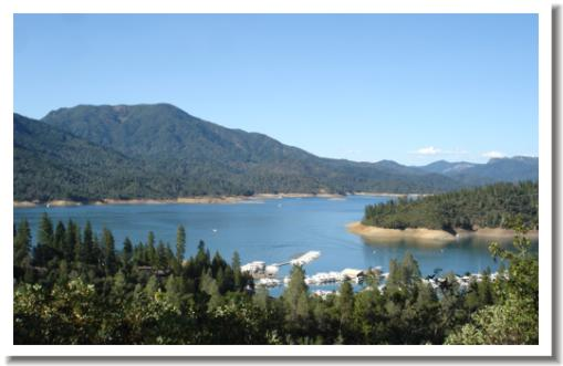 Silvertorn Resort at Lake Shasta, near Redding CA.