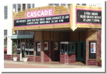 Cascade Theater, Redding Ca
