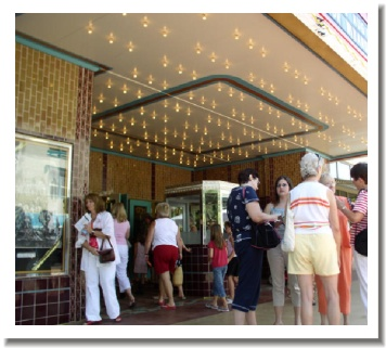 Cascade Theater, Redding California