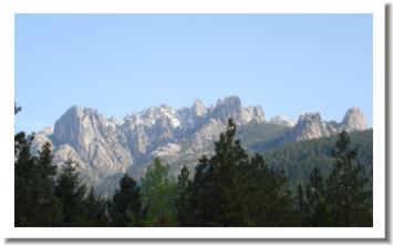Castle Crags State Park, just outside Redding California