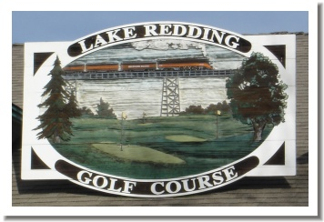 Redding California Allen's golf