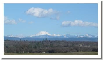 Mt. Lassen views are available