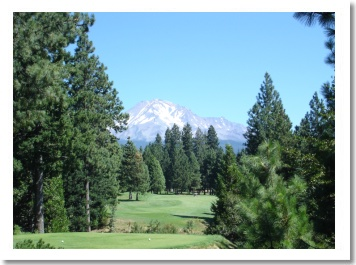 Mt. Shasta Resort, 60 minutes from Redding