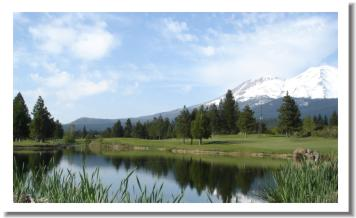 Mt Shasta Resort Golf Course, Mount Shasta