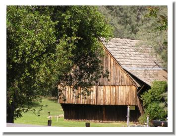 Shasta State Historic Park, just outside Redding Califorrnia