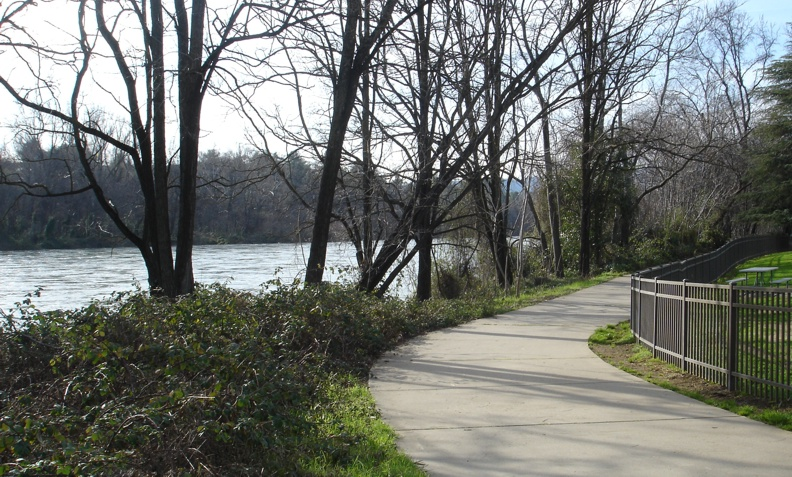 Sacramento River Trail, Redding