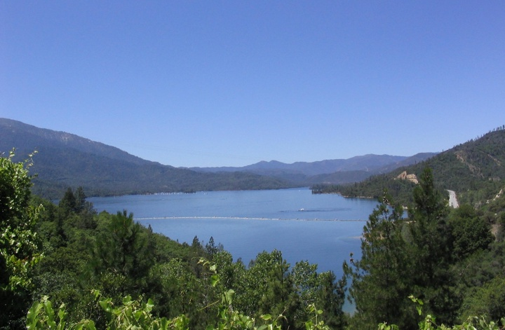 Whiskeytown Lake