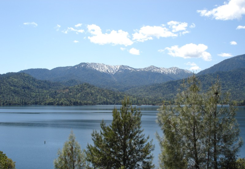 Whiskeytown Lake, Redding Ca