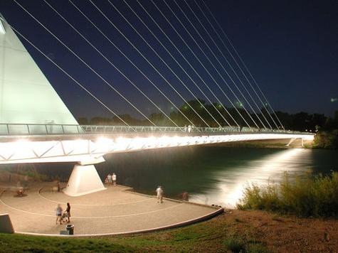 Sundial Bridge