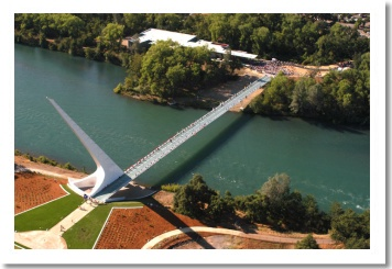 Sundial Bridge, Redding California