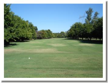 Churn Creek Golf Course, Redding California