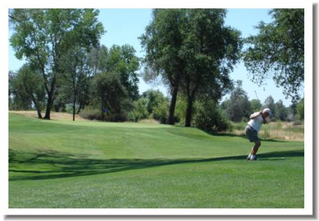 Gold Hills Golf, Redding California
