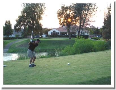 River Bend Golf and Country Club, Redding