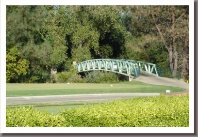 River Bend Golf Course, #1 Tee, Redding