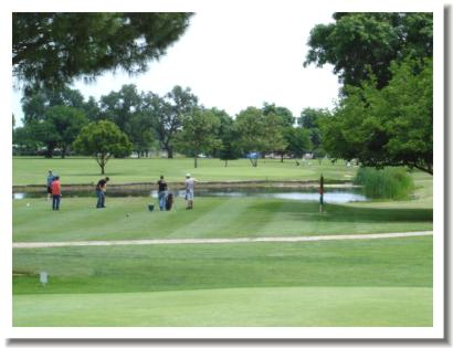 Tucker Oaks Golf Course, #5 Tee, Anderson California
