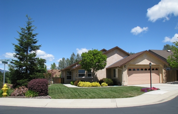 The Homes of Shasta Hills Estates an adult residential community