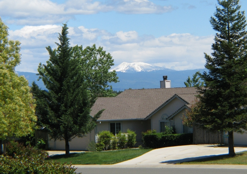 Homes of Shasta Hills Estates an adult 55+ residential community, Redding CA