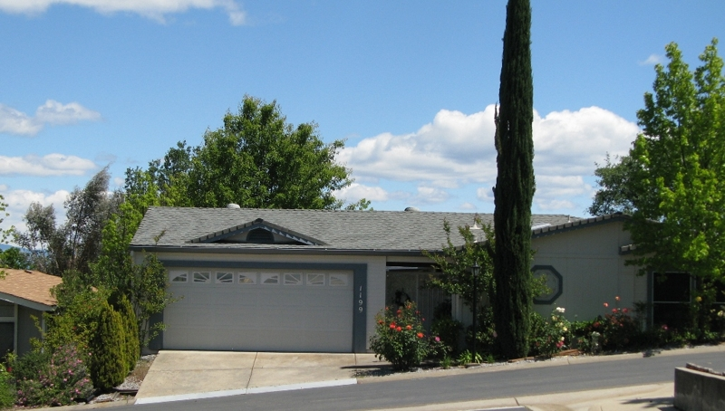 The Homes of Shasta Hills Estates an adult 55 plus residential community