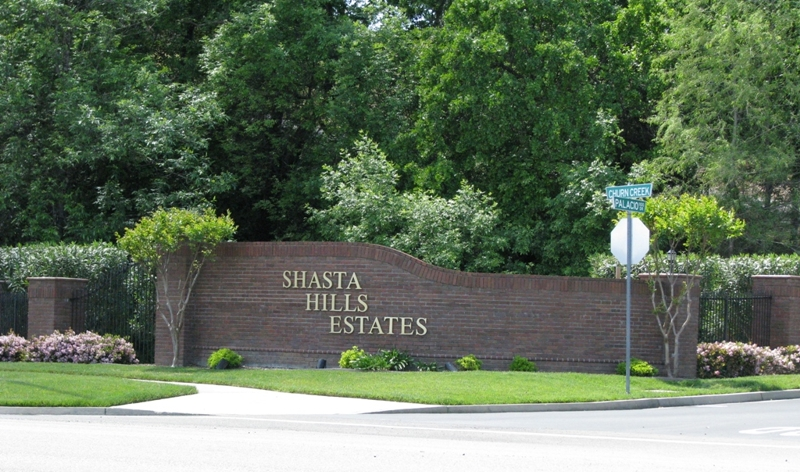 Shasta Hills Estates, a 55+ Gated Community in Redding CA