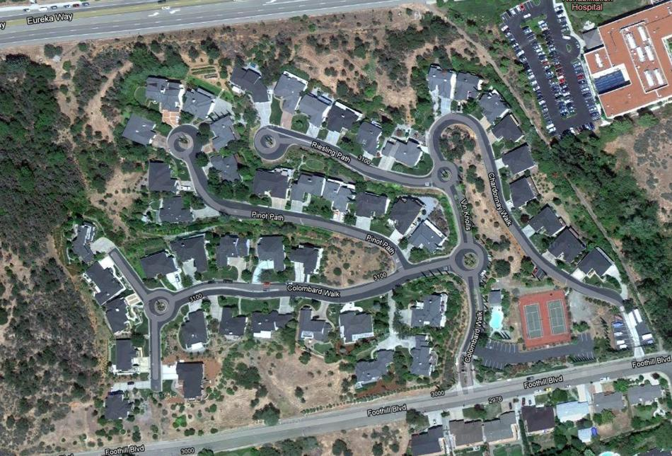 The Knolls A Redding Gated Community With Multiple