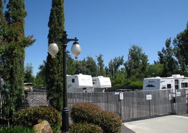The Knolls - Redding CA - RV Parking