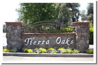 Tierra Oaks, Redding California