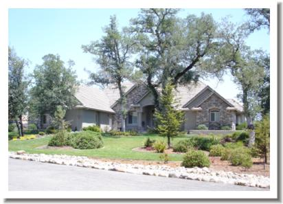 Tierra Oaks Golf Club Pro Shop, Redding California