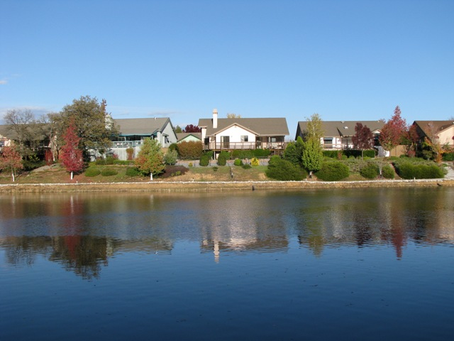 The Vineyard, lake view