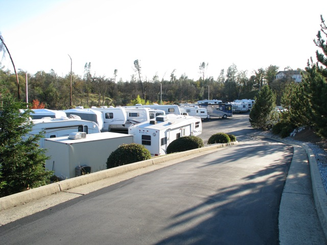 RV Parking spaces