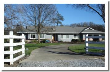 Palo Cedro Home, just outside Redding California